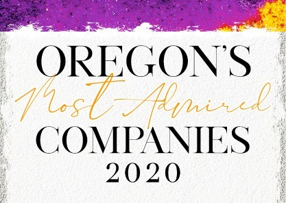 Portland Business Journal: Oregon's 2019 Most Admired Companies